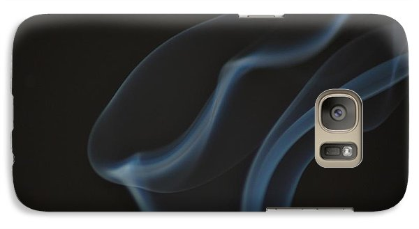 Galaxy Case featuring the photograph Smoke 1 by Patrick Shupert