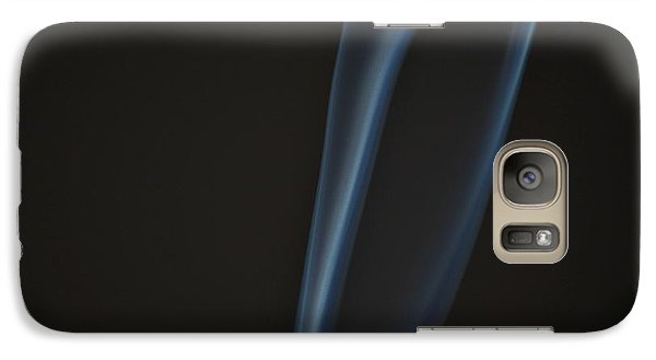 Galaxy Case featuring the photograph Smoke 2 by Patrick Shupert