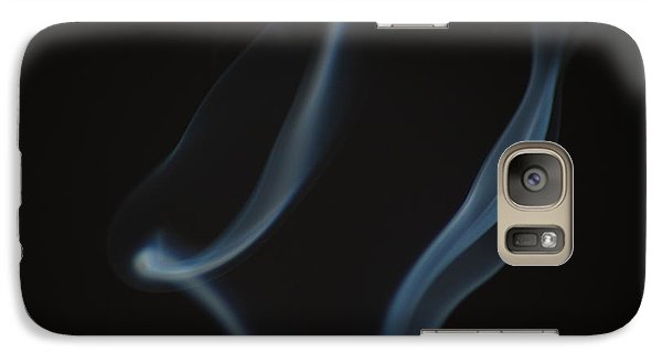 Galaxy Case featuring the photograph Smoke 3 by Patrick Shupert