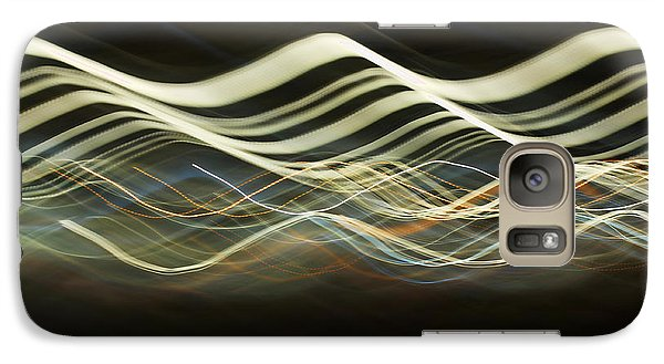 Galaxy Case featuring the photograph Smooth Music by Graham Hawcroft pixsellpix