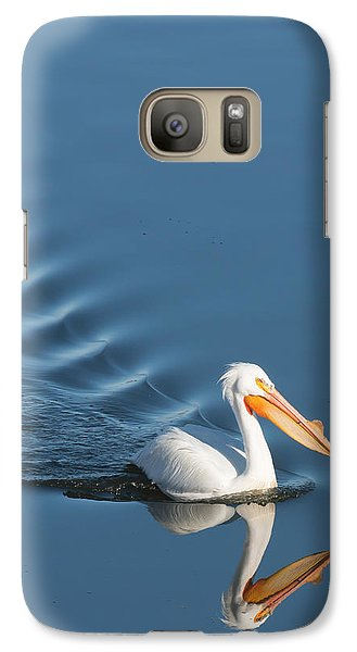 Galaxy Case featuring the photograph Lake Cruiser by Jan Davies