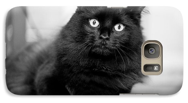 Galaxy Case featuring the photograph Smudge by John Hoey