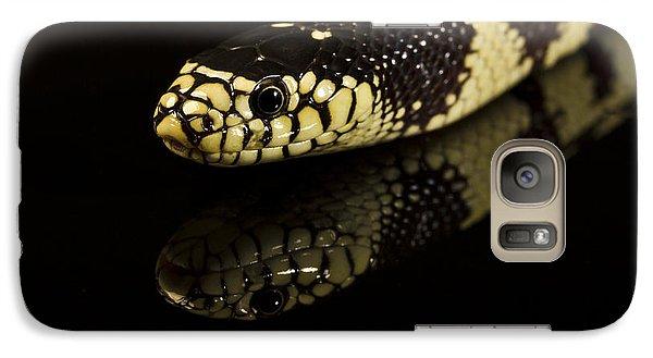 Galaxy Case featuring the photograph Snake by Gunnar Orn Arnason
