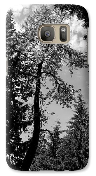 Galaxy Case featuring the photograph Snake Tree - Lost Lake -whistler by Amanda Holmes Tzafrir