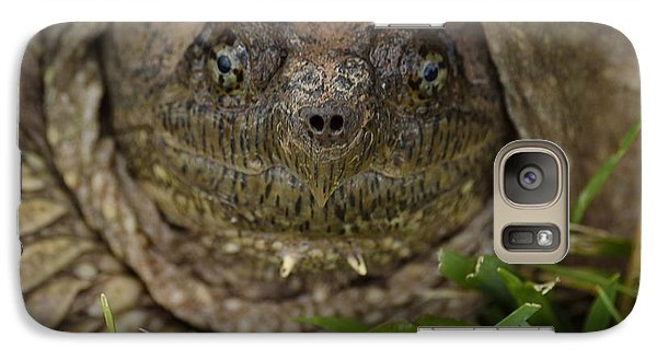 Galaxy Case featuring the photograph Snapper by Randy Bodkins