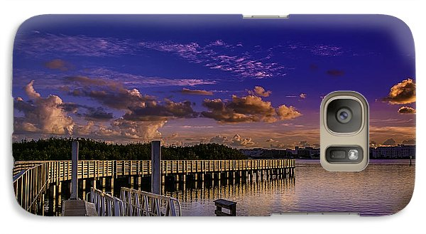 Galaxy Case featuring the photograph Snook Island by Don Durfee
