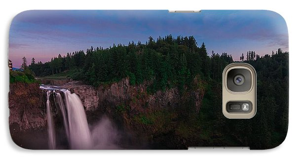 Snoqualmie Falls Galaxy S7 Case
