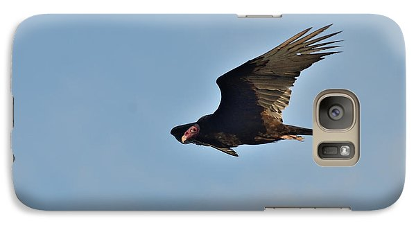 Galaxy Case featuring the photograph Soaring by David Porteus
