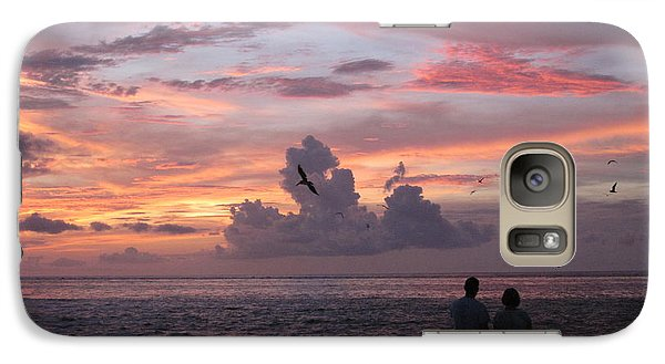 Galaxy Case featuring the photograph Soaring by Elizabeth Carr