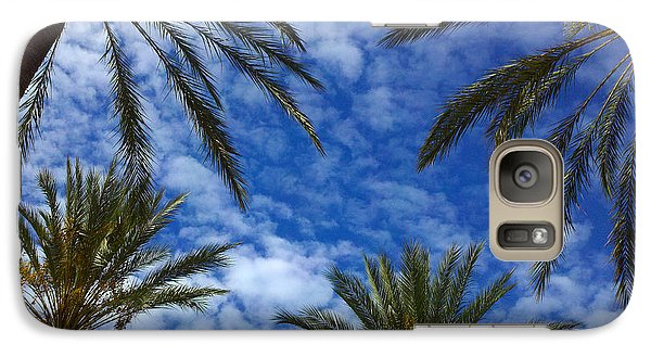 Galaxy Case featuring the photograph So Cal Sky by Richard Stephen