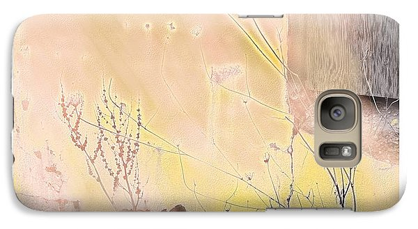 Galaxy Case featuring the digital art Soft And Natural by Bob Salo