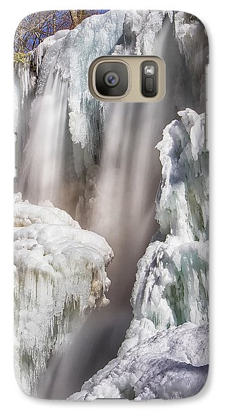 Galaxy Case featuring the photograph Soft And Sharp by Alan Raasch