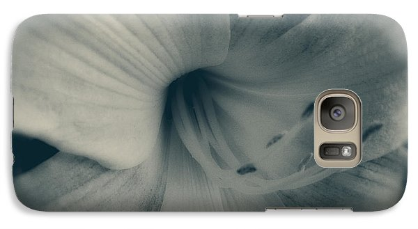Galaxy Case featuring the photograph Soft Blossom by Paul Cammarata