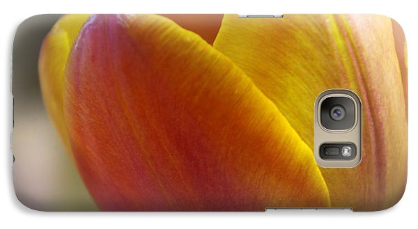 Galaxy Case featuring the photograph Soft Details  by John S