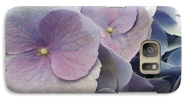 Galaxy Case featuring the photograph Soft Hydrangea  by Caryl J Bohn