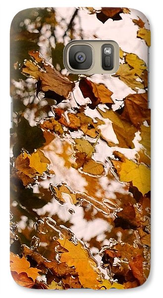 Galaxy Case featuring the photograph Soft Landing by Photographic Arts And Design Studio