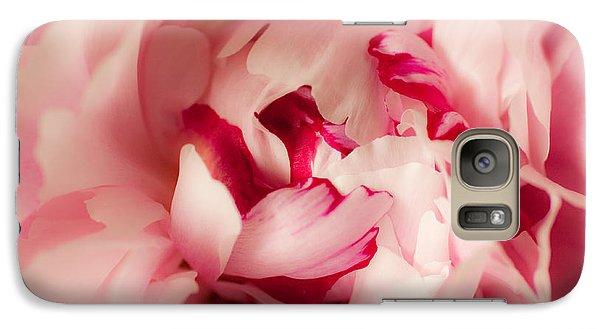 Soft Peony Galaxy S7 Case