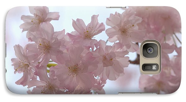 Galaxy Case featuring the photograph Soft... by Rachel Mirror
