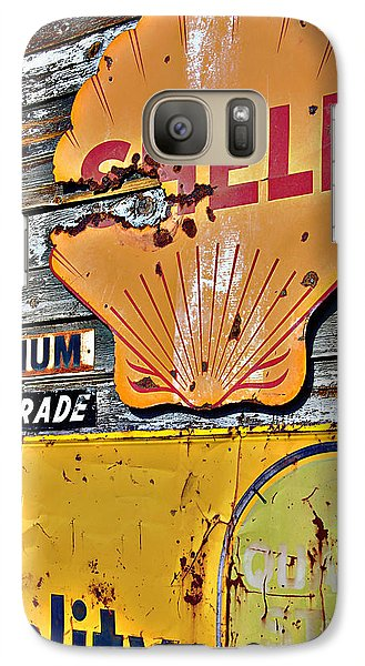 Galaxy Case featuring the photograph Soft Shell by Lee Craig