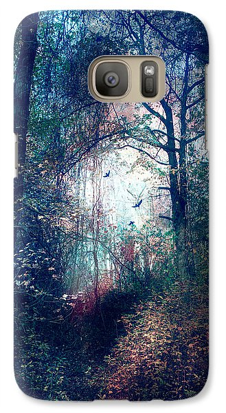 Galaxy Case featuring the photograph Soft Whisper by John Rivera