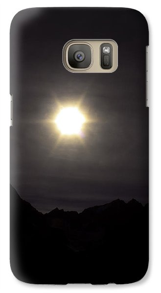 Galaxy Case featuring the photograph Solar System by Michael Nowotny