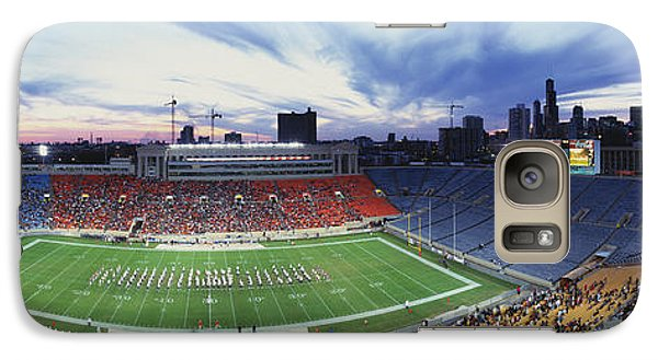 Soldier Field Football, Chicago Galaxy Case by Panoramic Images