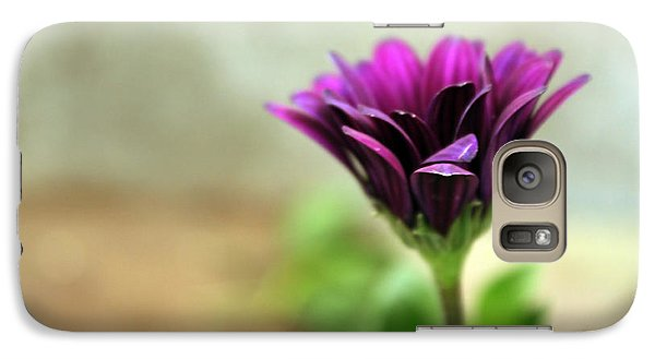 Galaxy Case featuring the photograph Solitaire by Chris Anderson