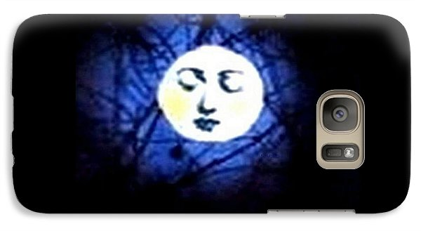 Galaxy Case featuring the digital art Solitude by Mary Anne Ritchie