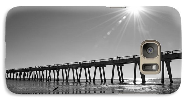 Galaxy Case featuring the photograph Solitude by Renee Hardison