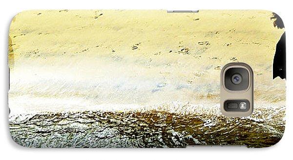 Galaxy Case featuring the photograph Solitude by Selke Boris