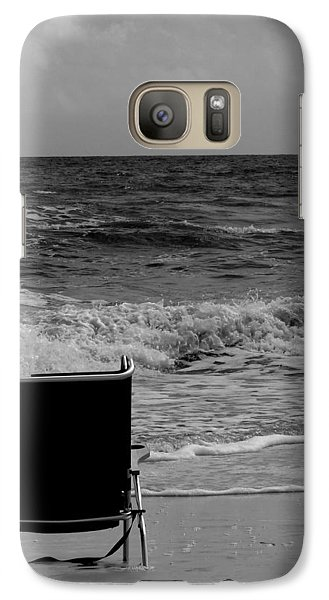 Galaxy Case featuring the photograph Solitude by Tom DiFrancesca