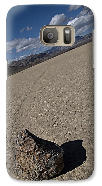 Galaxy Case featuring the photograph Solo Slider by Joe Schofield