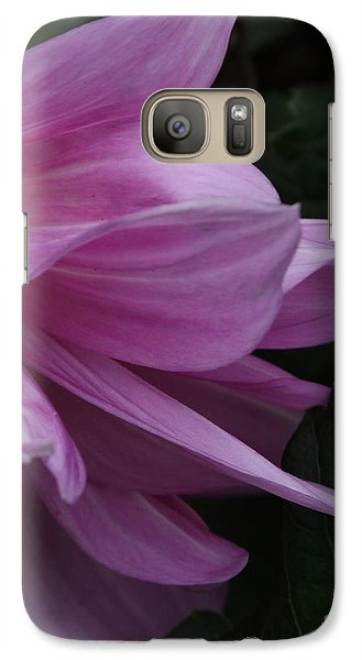 Galaxy Case featuring the photograph Somehow by Geri Glavis