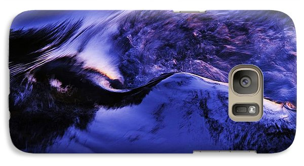 Galaxy Case featuring the photograph Something In The Way She Moves by Sean Sarsfield