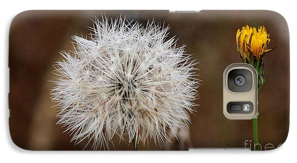 Galaxy Case featuring the photograph Something Old Something New by Erica Hanel