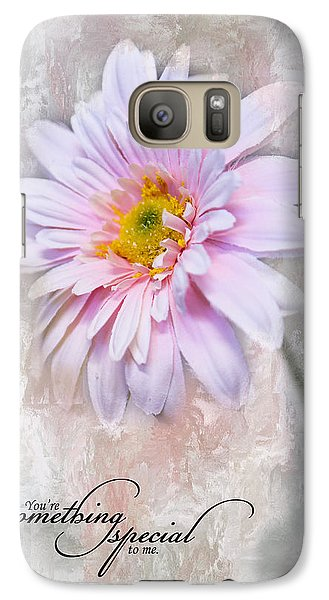 Galaxy Case featuring the photograph Something Special by Mary Timman