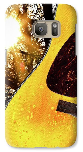 Songs From The Wood Galaxy S7 Case by Bob Orsillo