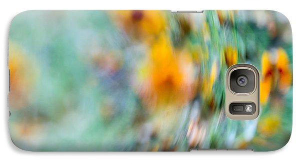 Galaxy Case featuring the photograph Sonic by Darryl Dalton