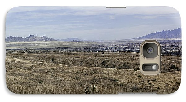 Galaxy Case featuring the photograph Sonoita Arizona by Lynn Geoffroy