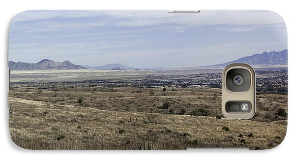 Sonoita Arizona Galaxy S7 Case by Lynn Geoffroy