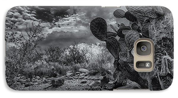 Galaxy S7 Case featuring the photograph Sonoran Desert 15 by Mark Myhaver