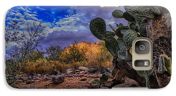 Sonoran Desert 54 Galaxy S7 Case