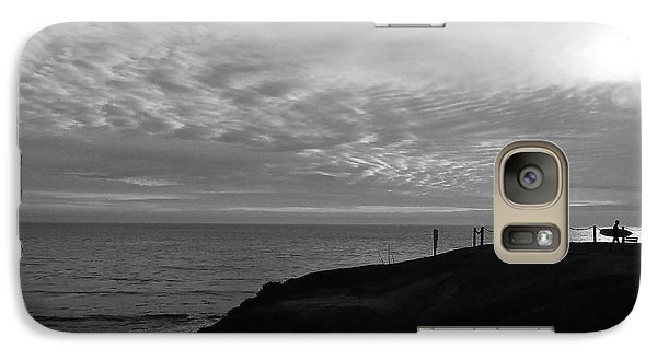 Galaxy Case featuring the photograph Soul Session by Paul Foutz