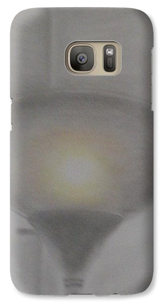 Galaxy Case featuring the drawing Soulshine by Thomasina Durkay