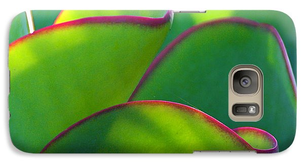 Galaxy Case featuring the photograph South African Beauty by Byron Varvarigos