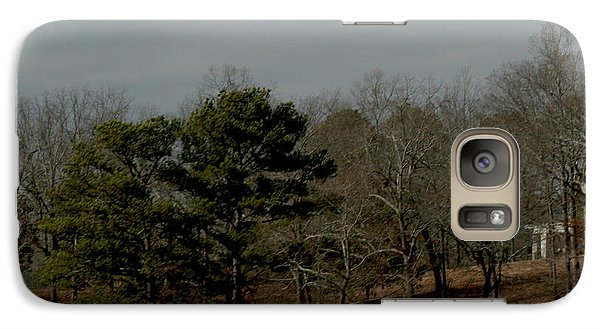 Galaxy Case featuring the photograph Southern Landscape by Lesa Fine