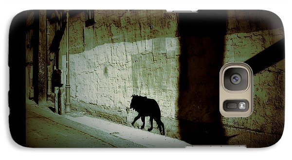 Galaxy Case featuring the photograph Southwestern Patrol  by Lin Haring