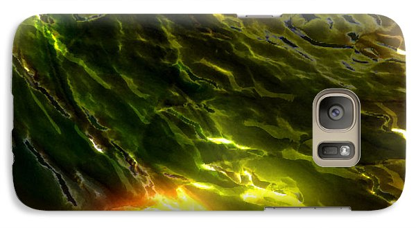 Galaxy Case featuring the photograph Space Fall by Richard Thomas