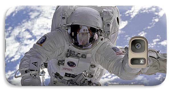 Galaxy Case featuring the photograph Space Walk 2 by Rod Jones