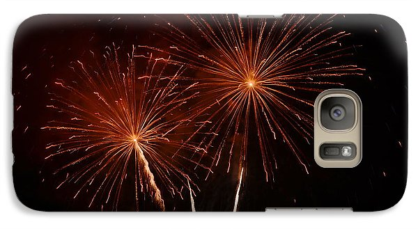 Galaxy Case featuring the photograph Sparkle by Linda Mishler